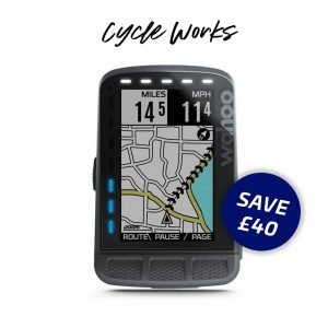 Wahoo ELEMNT ROAM GPS Cycling Computer at Cycle Works Pembrokeshire - Premium Cycling Accessories