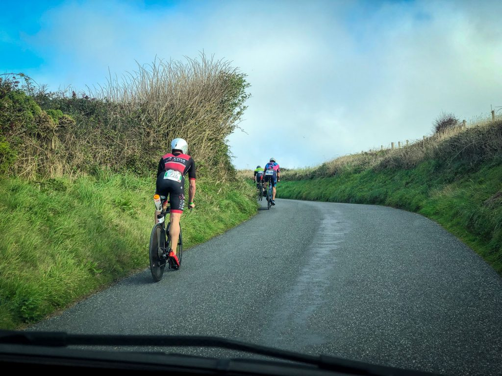 Joshua Fiddy of Cycle Works Pembrokeshire - Wahoo and Storck dealers Wales UK