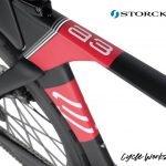 Storck Aero3 Disc TT Triathlon Bike at Cycle Works Pembrokeshire