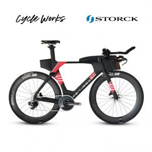 Storck Aero3 Disc TT Triathlon Bike at Cycle Works Pembrokeshire