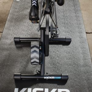 Wahoo KICKR Core at Cycle Works Pembrokeshire, Wales