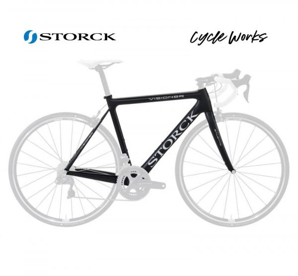 Storck Visioner frameset at Cycle Works Pembrokeshire