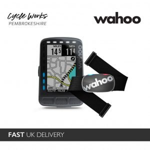 Wahoo ELEMNT ROAM Bundle at Cycle Works Pembrokeshire