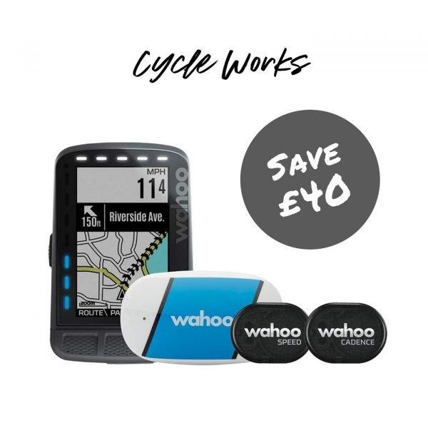 Wahoo ELEMNT Roam Bundle at Cycle Works Pembrokeshire Wahoo Dealers Wales