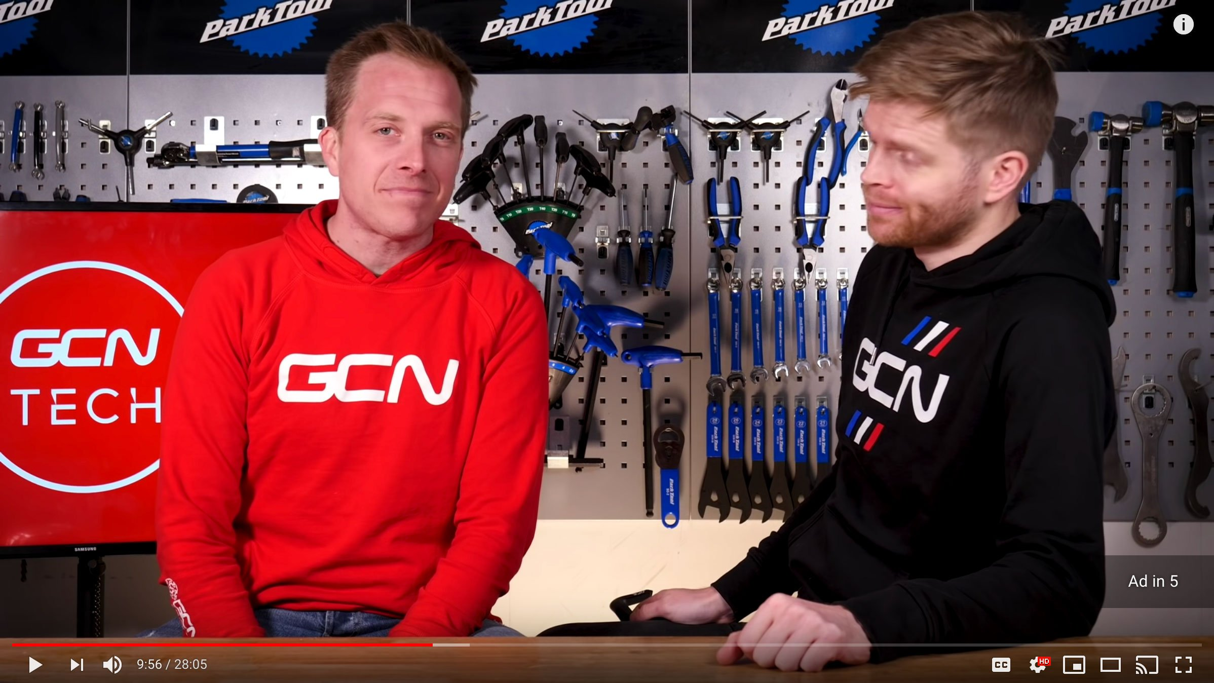 GCN SACRA Ace Carbon Aero Bars at Cycle Works Pembrokeshire