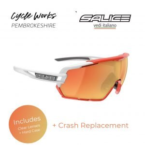 Salice Sunglasses Cycling 020 Italian at Cycle Works Pembrokeshire