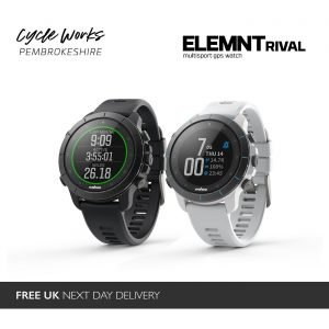 Wahoo ELEMNT Rival Smart Watch at Cycle Works Pembrokeshire - Triathlon and Cycling