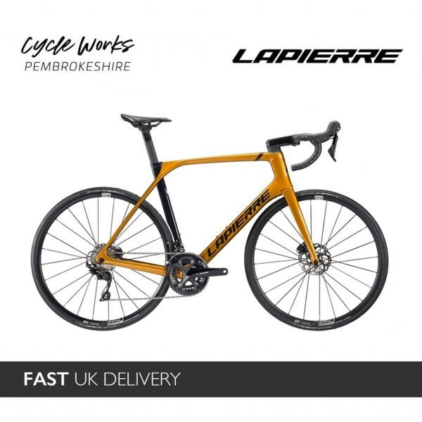 Lapierre DRS Aero Road Bike at Cycle Works Pembrokeshire